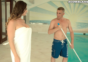 Cathy Heaven - Double Penetration Pool Service - ScoreLand