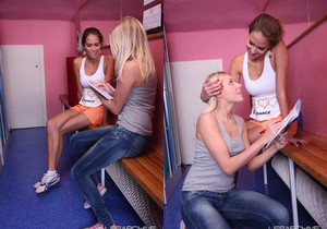 Teen Depot - Kathy and Silvie