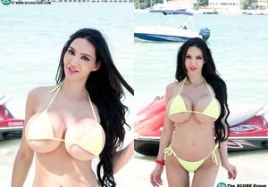 Amy Anderssen - Itsy Bitsy Bikini Beach - ScoreLand