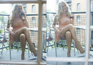 Billie Judd - Cheeky Cheeky - More Than Nylons