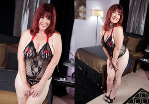 Heather Barron - MILF of the Month - ScoreLand