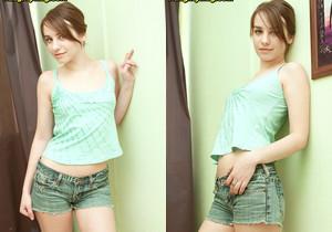 Yulia - Puffy Nipples. Little Bush. - Naughty Mag