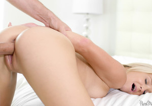 Laura Bentley - Soapy Self Pleasure - Pure Mature