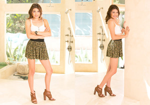 Adria - A Personal Thanks - Naughty Mag