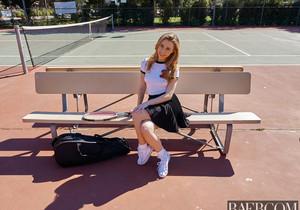 Anya Olsen - Tennis Match Hookup - BAEB
