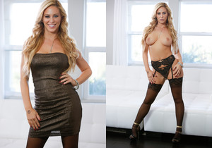 Cherie DeVille - Sneaking Out