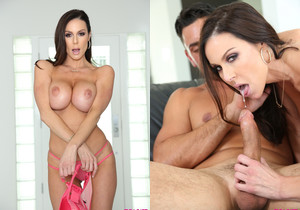 Kendra Lust Ultimate Brunette MILF - Arch Angel