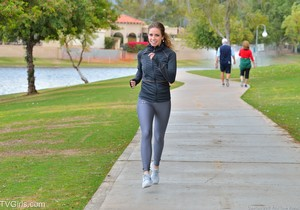 Reese - Cool Day For Jogging - FTV Girls