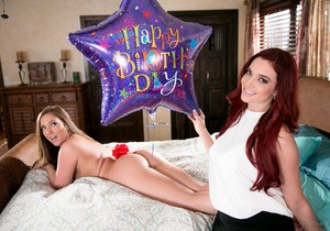 The Art of Lesbian Anal: Birthday Play