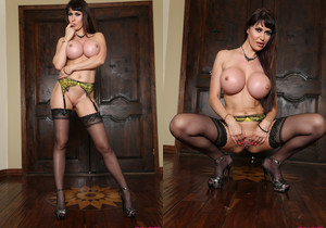 Eva Karera Taking Monster BBC - Arch Angel