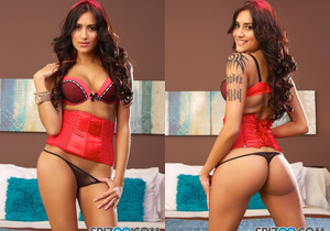 Giselle Blows You - Sexy Latina Star Giselle Mari - Spizoo