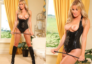 Amy Green - Ag Boobless - Strictly Glamour