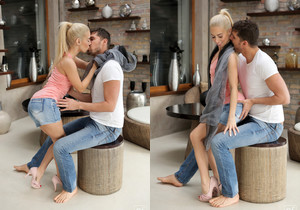 Nesty - Wrapped Up In You - Nubile Films