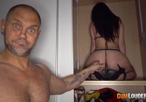 Joana Rios - Joana's dark anal - CumLouder