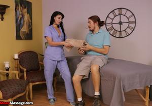 Esmi Lee: Tied and Bound - Mean Massage