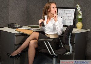 Callie Calypso - Naughty Office