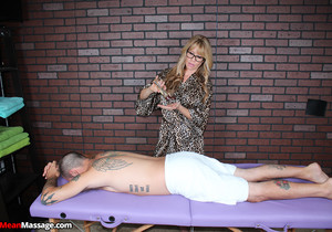 Daisy Dalton - Severe Case of Blue Balls - Mean Massage