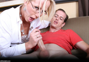 Simone Sonay - Married and Separated - Over 40 Handjobs
