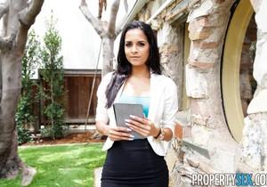 Abby Lee Brazil - Property Sex