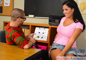 Missy Maze - My First Sex Teacher