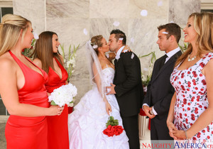 Julia Ann & Nicole Aniston - Naughty Weddings