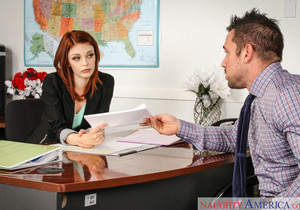 Bree Daniels - Naughty Office