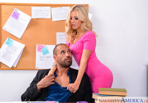 Karla Kush - Naughty Office