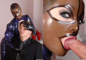 Latex Lucy - Two Roles For Lucy