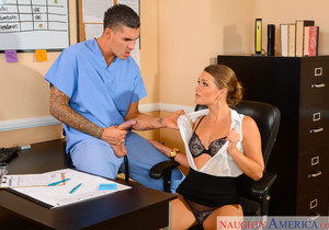 Abby Cross - Naughty Office