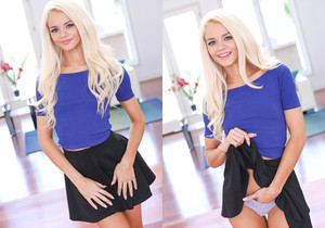 Elsa Jean - Blackmailed Cheat And Clueless Cuckold