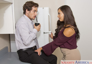 Karissa Kane - Naughty Office