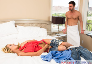 Tucker Starr - My Dad's Hot Girlfriend