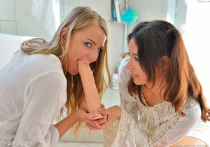 Melody & Harley - Kinky White Angels - FTV Girls