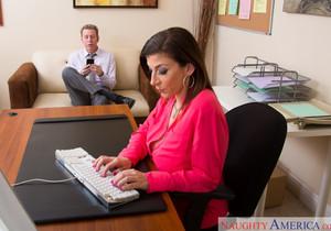 Sara Jay - Naughty Office