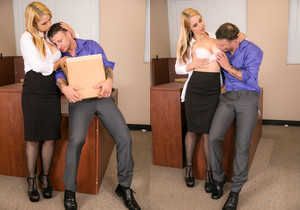Sarah Vandella - Big Tit Office Chicks #03