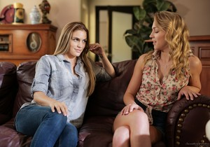Ryan Ryans, Zoey Taylor - Lesbian Babysitters #14