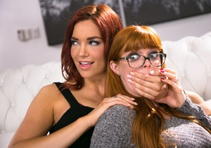 Penny Pax, Jayden Cole - Almost Caught With the Babysitter