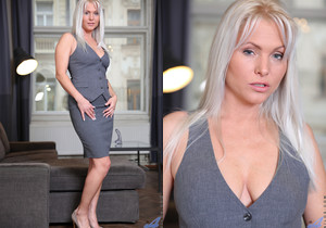 Kathy Anderson - Blonde Mature - Anilos