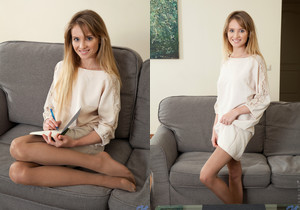 Angelika - Shyly Sweet - Nubiles