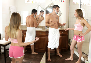 Sydney Cole - Step Siblings Secrets - Bratty Sis