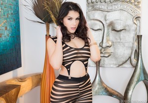 Valentina Nappi Has Her Throat & ASS Cleared