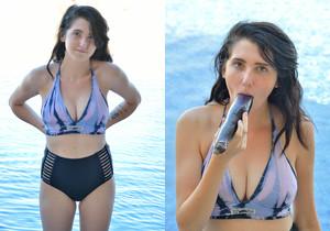 Lexi - Poolside Anal - FTV Girls