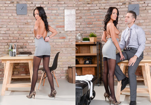 Lexi Layo - Naughty Secretary