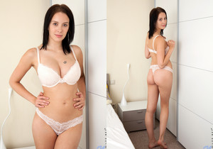Agatha - Full Natural Tits - Nubiles