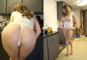 Eve Laurence - Helping In Garage