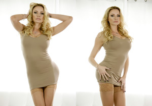 Briana Banks Helps You Take A Load Off