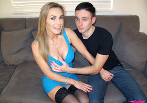 Tanya Tate Casting Couch Amateur Sex with Alex From London