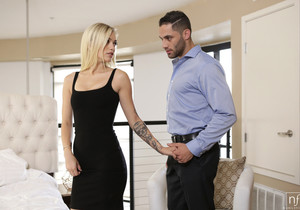 Alex Grey, Damon Dice - Seize The Moment - Nubile Films