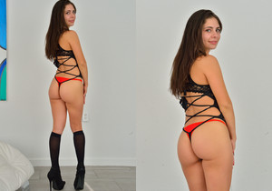 Somara - Dancing In Stockings - FTV Girls