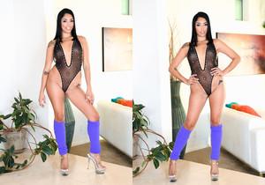Vanessa Sky - Cuban Vanessa's Nasty Anal Workout